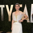 Emmy Rossum at the Vanity Fair Oscars Party 2013