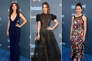Best Dressed at the 2016 Critics' Choice Awards