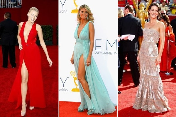 The Most Breathtaking Emmy Gowns of All Time