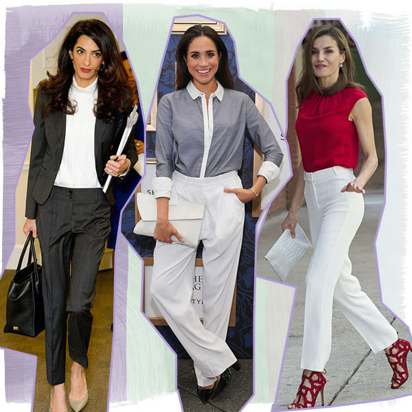 The Best Celebrity-Inspired Work Outfits