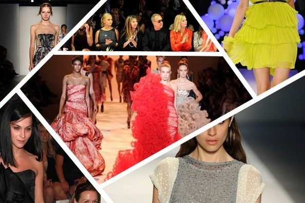Best of New York Fashion Week - Day 1