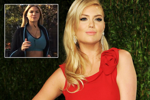Sexy Kate Upton Ad Turned Down by Cable Networks
