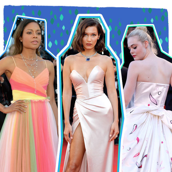 The Dreamiest Dresses on the 2017 Cannes Red Carpet