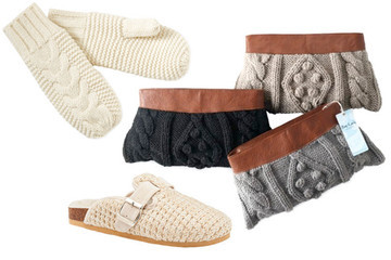 Market Watch: Unexpected Knits
