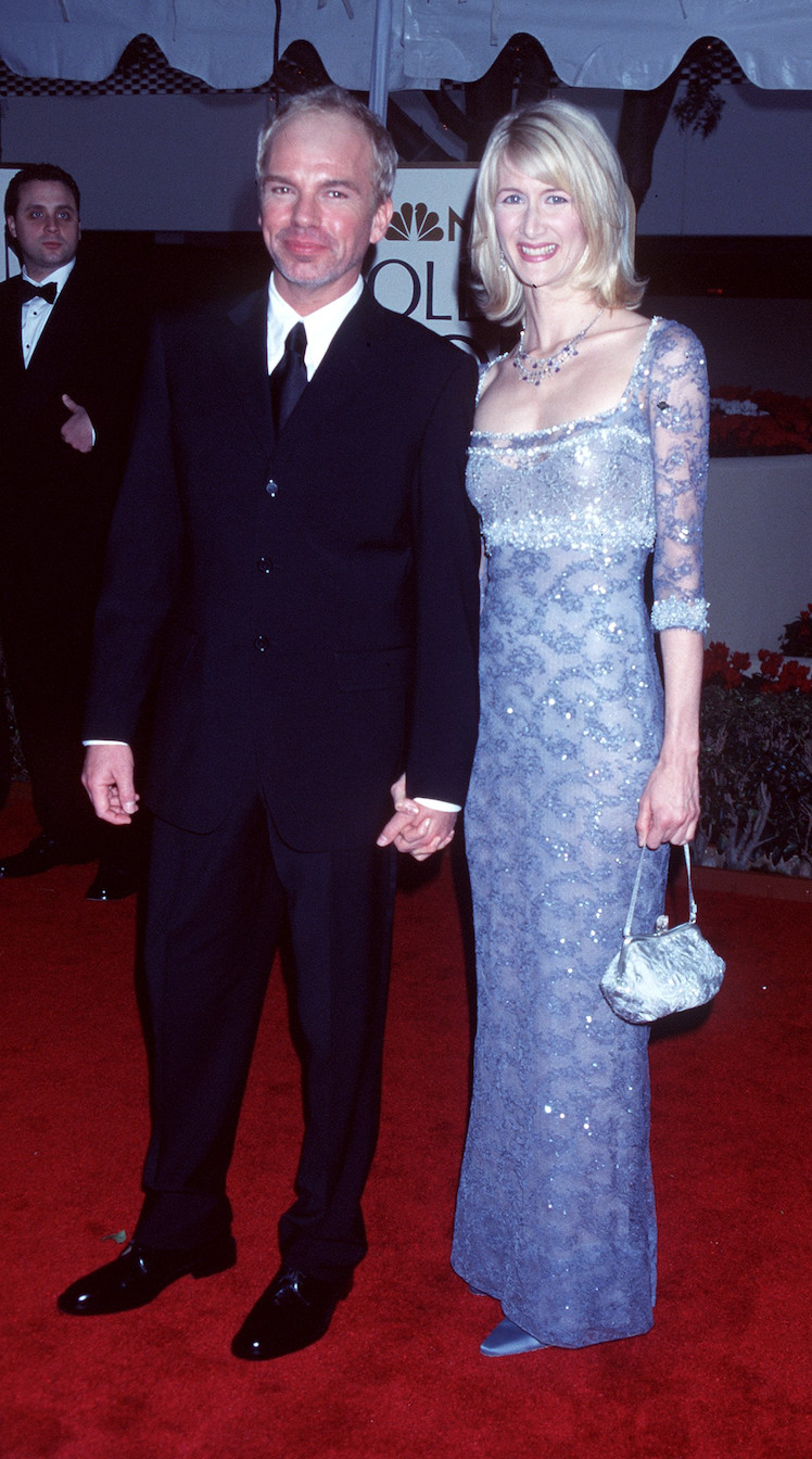 Laura Dern 1999 This Is What The Golden Globes Looked
