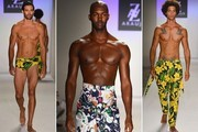 The Male Models of Miami Swim Week - July 2012
