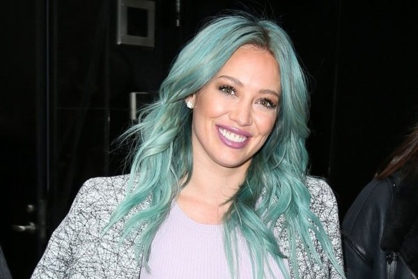 Hilary Duff Goes for a 'Younger' Look