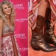 Taylor Swift Shows Off Her Cowgirl Boots in 2006