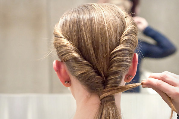 Master a 'Do From NYFW in Five Minutes