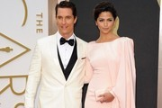 Stylish Celebrity Couples: Camila Alves and Matthew McConaughey