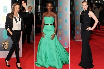 BAFTA Awards 2014 - Best & Worst Dressed