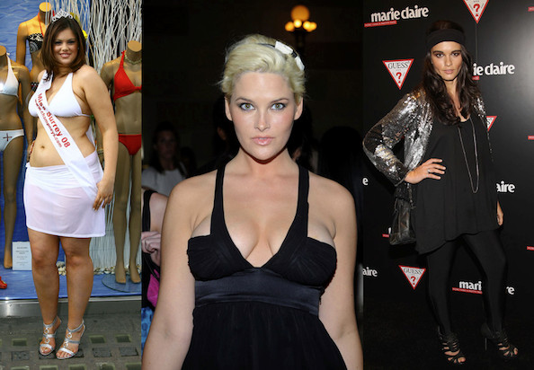 The Most Beautiful Plus Size Models