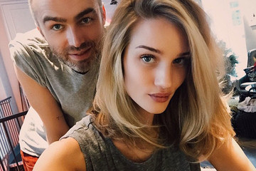Hair Envy: Rosie Huntington-Whiteley's Fresh Cut