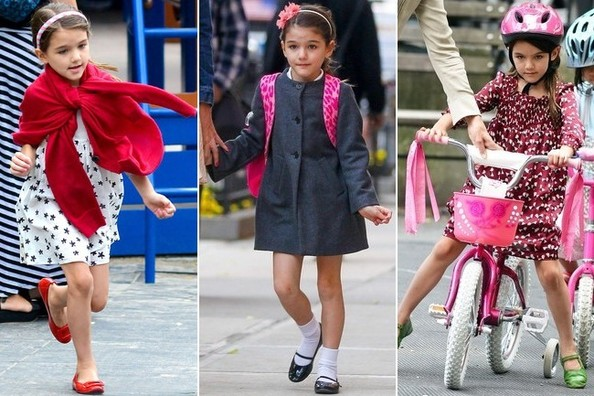 Suri Cruise's Best Fashion Moments, So Far