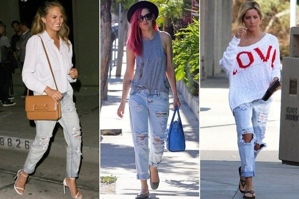 Who Wore It Better: Chrissy Teigen, Rumer Willis or Ashley Tisdale? Vote!
