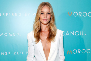 Rosie Huntington-Whiteley Tells Us the Secret to Supermodel Hair
