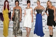 Best Dressed at the 2013 InStyle and Audi Women of Style Awards