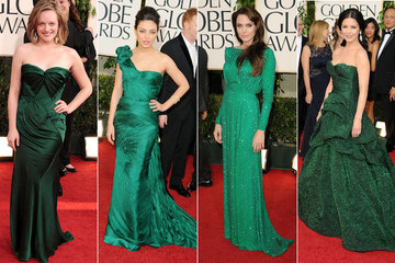 Red Carpet Goes Green at the 2011 Golden Globes