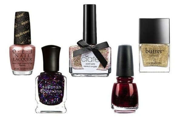Shine On—Glittery Nail Polishes That Really Sparkle!