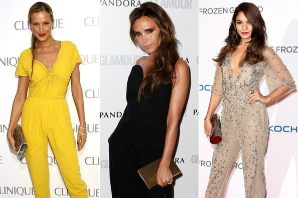 Current Craze: Red Carpet Jumpsuits