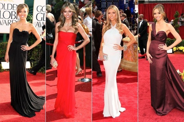 Giuliana's Red Carpet Style