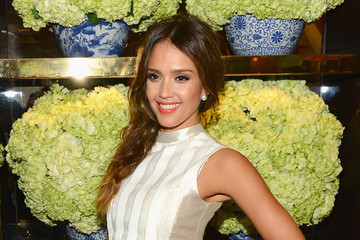 Fashion Obsession: Mixing Spring Trends (Like Jessica Alba)