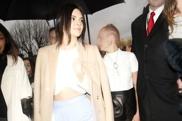 Look of the Day: Kendall Jenner's Cool Colors