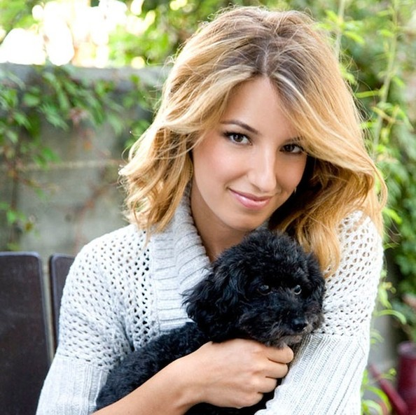 Glee's Vanessa Lengies Launches a Charitable E-Commerce Site