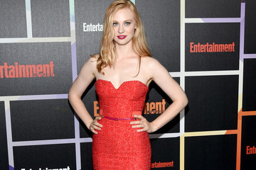 Deborah Ann Woll's Killer Color Combination