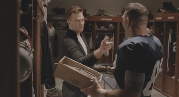 Tom Brady's Uggs Commercial Is Like 'Rudy,' Pretty Much