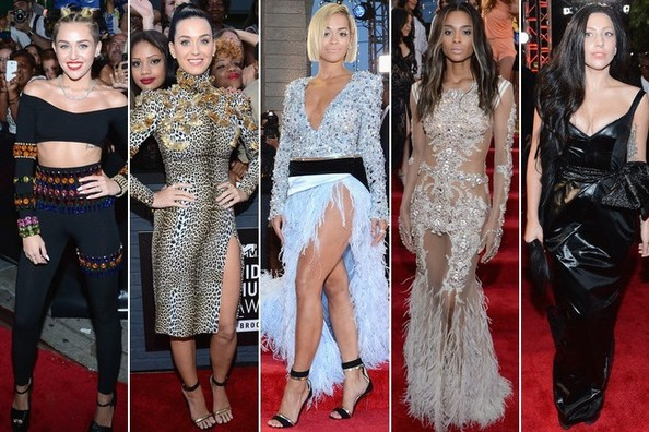 The Best & Worst Dressed at the MTV Video Music Awards 2013