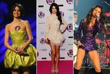 The Many Looks of Selena Gomez at the MTV Europe Awards