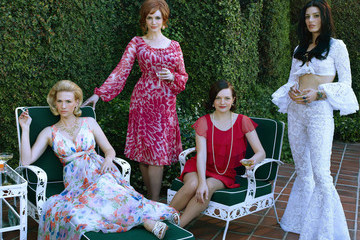 What to Expect (Fashion-Wise) from Season Seven of 'Mad Men'