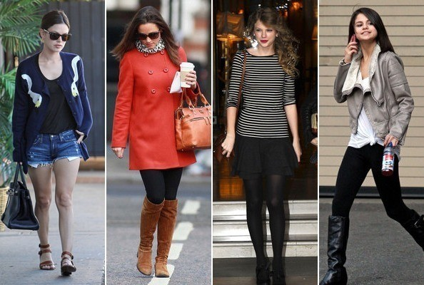Thrifty Celebrity Shoppers