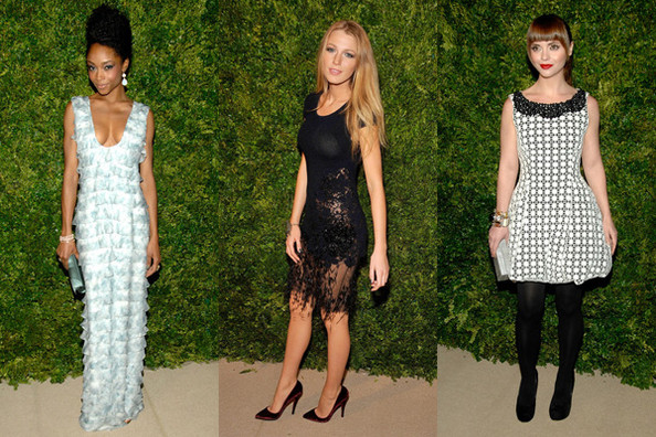Best Dressed at the CFDA Vogue Fashion Fund Awards 2010