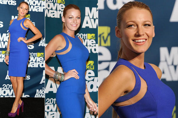 Look of the Day: Blake Lively in Michael Kors