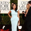 Rosario Dawson at the 2013 Golden Globes