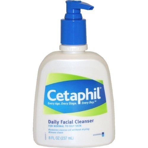 Cetaphil Gentle Skin Cleanser, $8