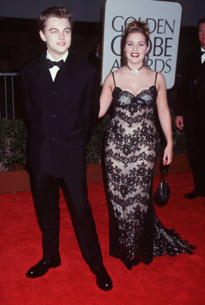 This Is What The Golden Globes Looked Like In The '90s