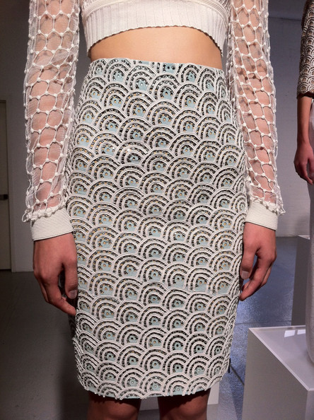 In the Details: Catherine Malandrino Spring 2013