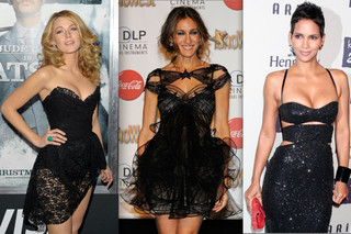 The Best Black Prom Dresses 2011