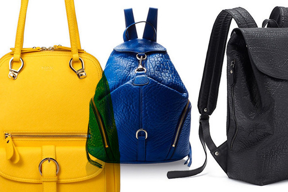 Fashion Backpacks for Fall 2014