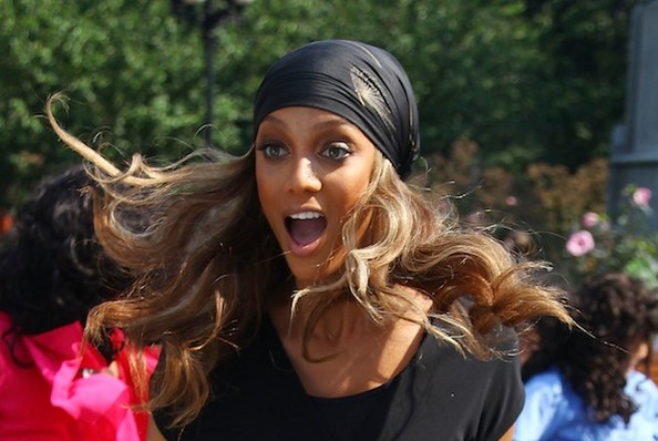 Tyra Drops the 'Banks' on 'The Ellen DeGeneres Show'