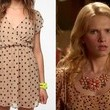 Claudia Lee's Dotted Dress on 'Hart of Dixie'