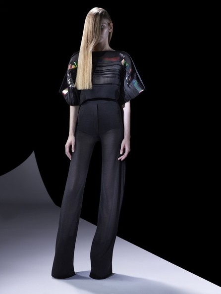 Mugler Resort 2013
