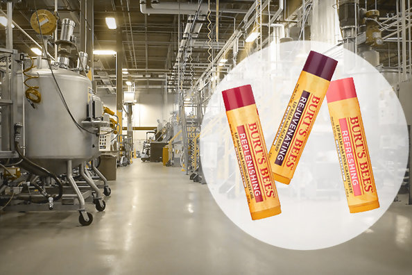 See How Your Favorite Burt's Bees Lip Balms Get Made