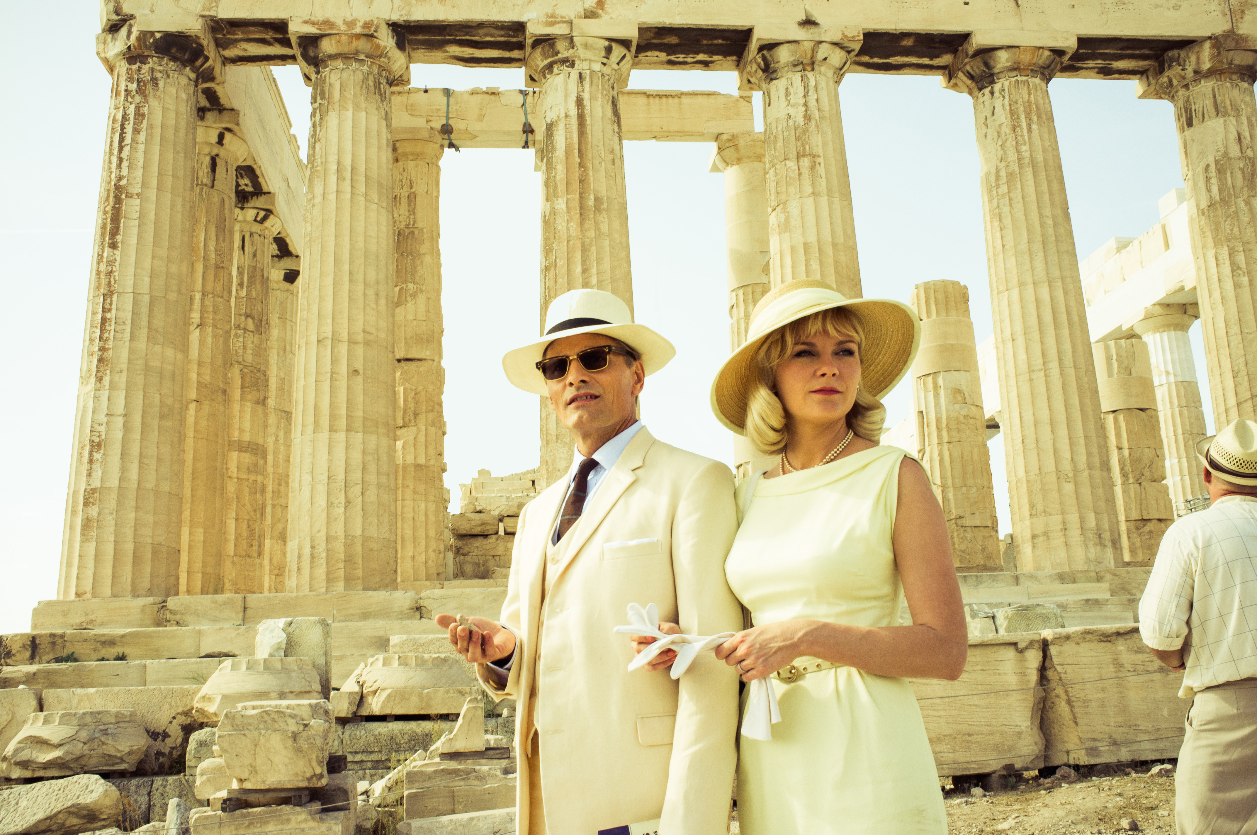 Kirsten Dunst's Contemporary '60s Style In 'The Two Faces of January'