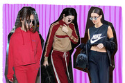 Chic and Comfortable Celeb Athleisure Looks We Love