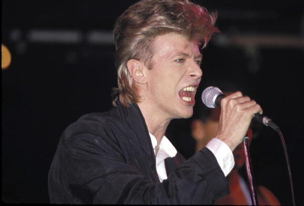 David Bowie's Glass Spider Tour in 1987