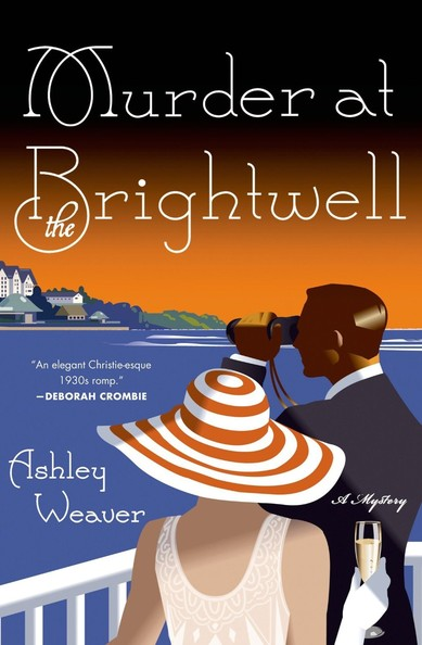 StyleBistro Book Club: 'Murder at the Brightwell' by Ashley Weaver
